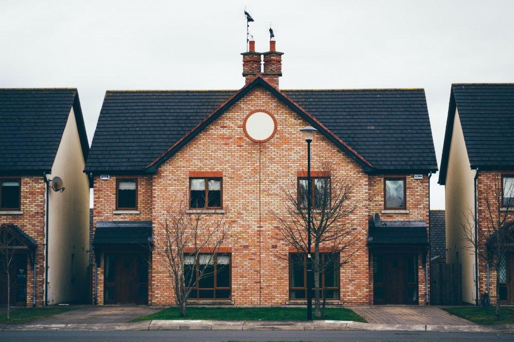 Førstegangskøber hus